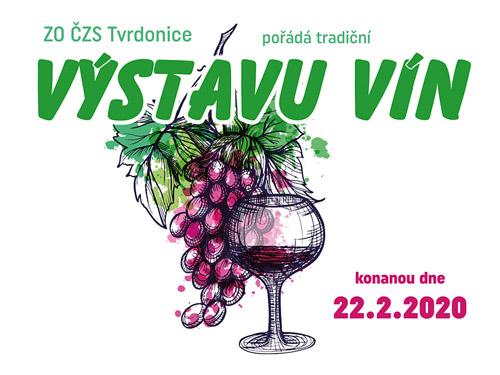Výstava vín Tvrdonice 2020
